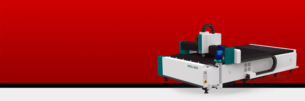 Middle sheet Fiber Laser Cutting Machine RBOR-FM