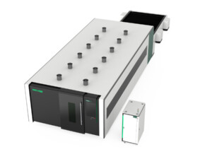 Enclosed Sheet Laser Cutting Machines