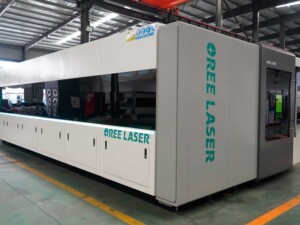 Common problems and solutions for 10+kw high power laser cutter cutting thick plates