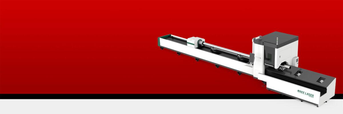 Tube laser cutting machine RBOR-TG