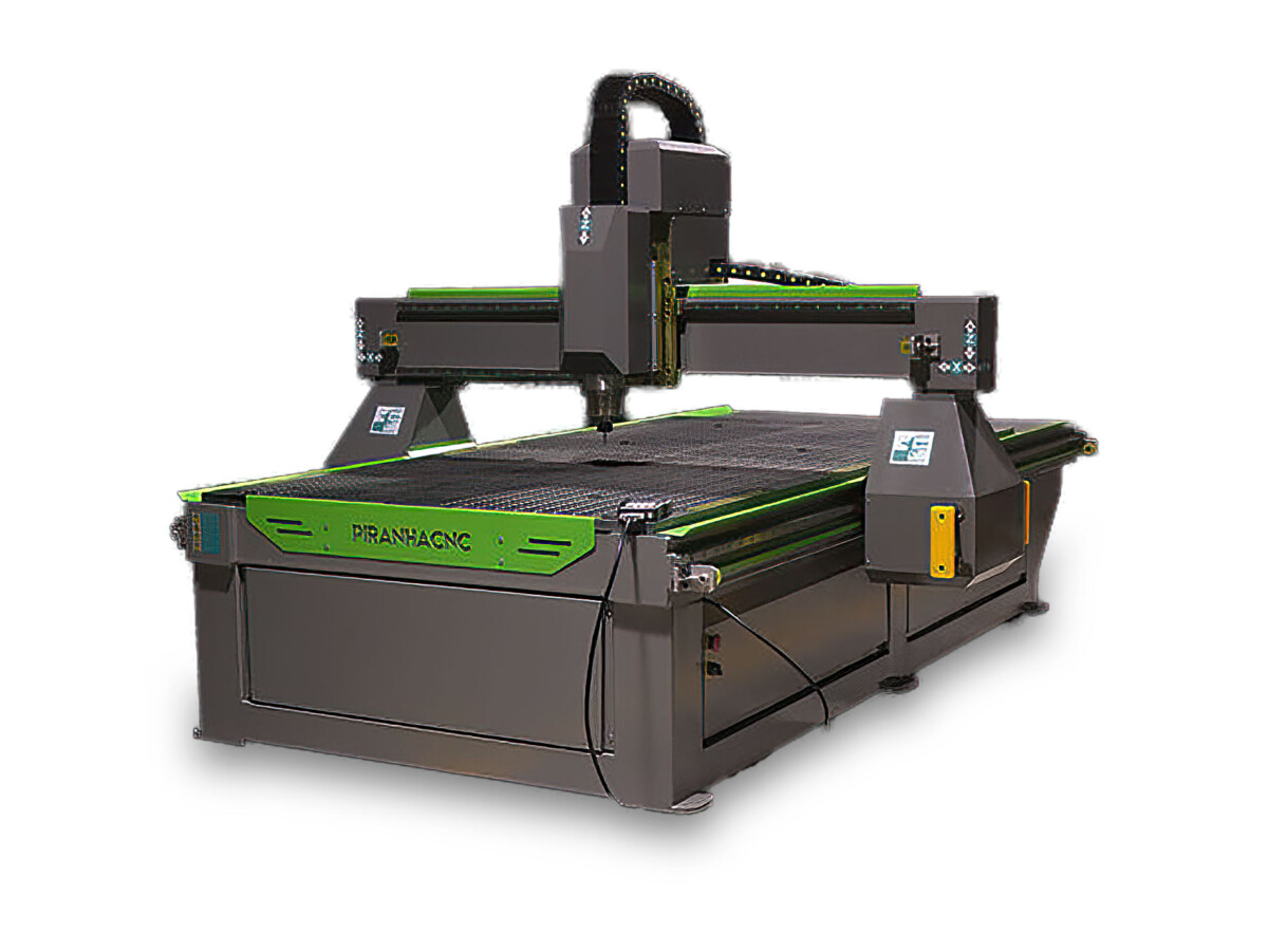 The Pro Range of CNC Router Machines by Red Box
